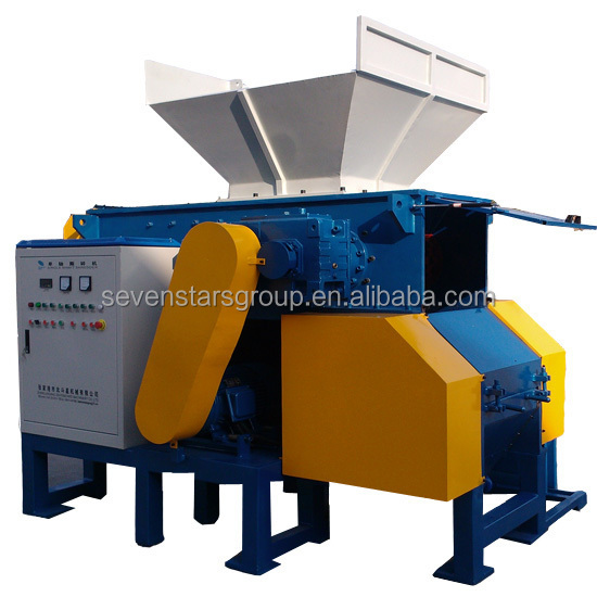 plastic shredder grinder crusher machine