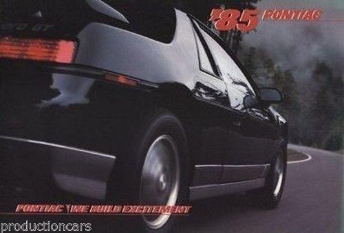 Buy 1985 Pontiac 76