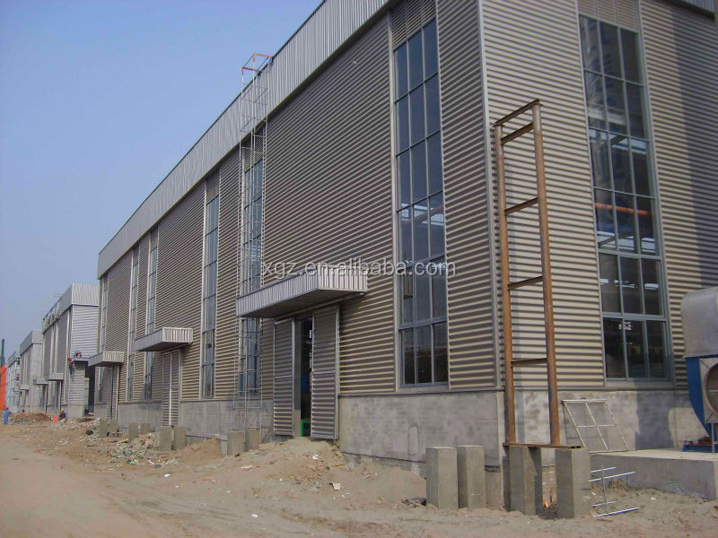 Low Cost Prefab Logistics Warehouse