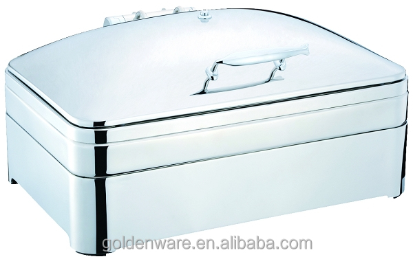 GW-S311A 9L UNIQUE HYDRAULIC CHAFING DISH WITH FRAME
