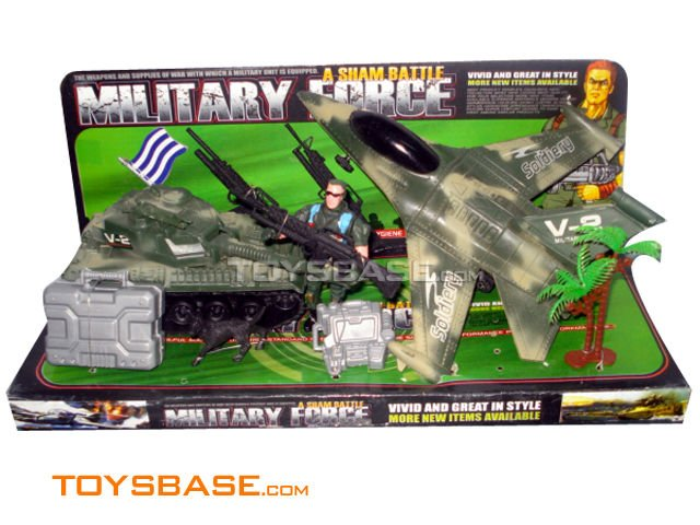 Military Force play set toy .Soldier Military toy set ,Army toys,Boy toy --KMP95077