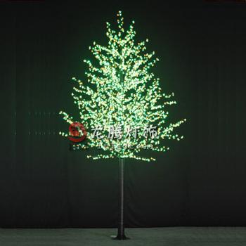 35m Christmas Decoration Led Cherry Blossom Tree Light Multi Color