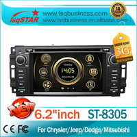 LSQ star car radio gps for (2008-2011) Chrysler Town and Country for wholesaler dropshipper with factory price