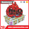 Hot Selling Red Dragon Casino Fishing Arcade Game For Sale