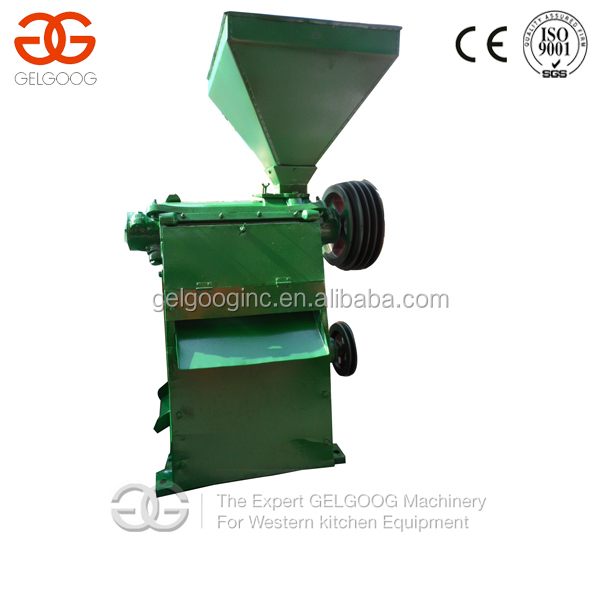 Small Model Corn /Maize Peeling and Milling Machine with 800-900kg/h