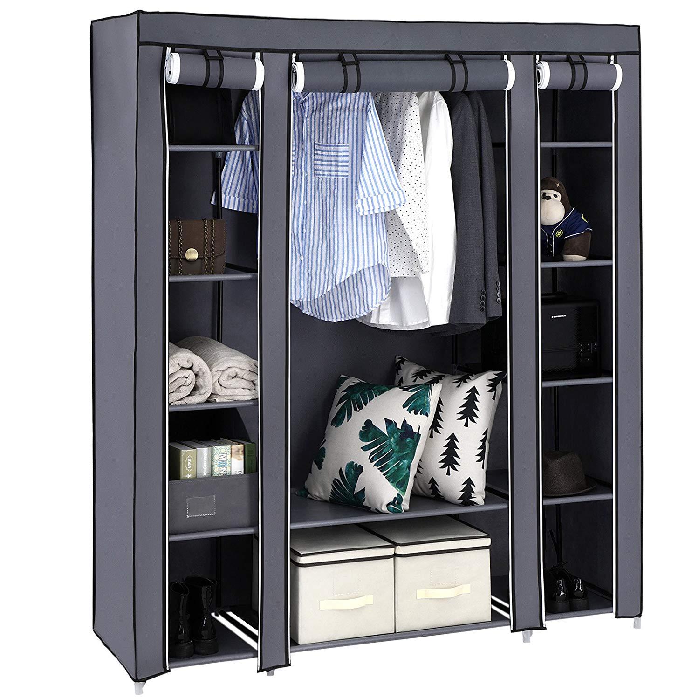 59 Closet Organizer Wardrobe Closet Portable Closet Shelves Buy Wardrobe Product On Alibaba Com