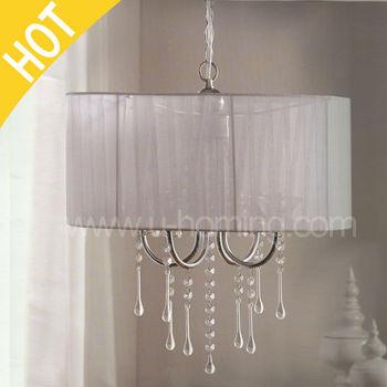 Large Modern White Ceiling Pendant Light Lamp Shade Chandelier ...