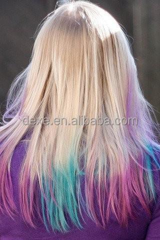 cheveux couleur craie pour enfants temporaire coloration des cheveux pastel chalk - Craie Coloration Cheveux