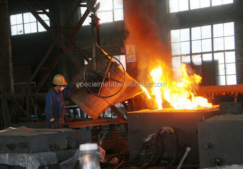 Anode yoke for Aluminum Smelters