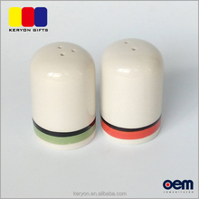 Normal Spice Shaker Ceramic Salt And Pepper Shakers Wholesale