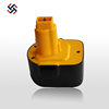Wholesale DEW-12 12V 3.0Ah NI-MH for Dewalt power tool battery