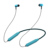 Neckband sports wireless headset, magnetic in-ear stereo wireless earphone, wireless headphone