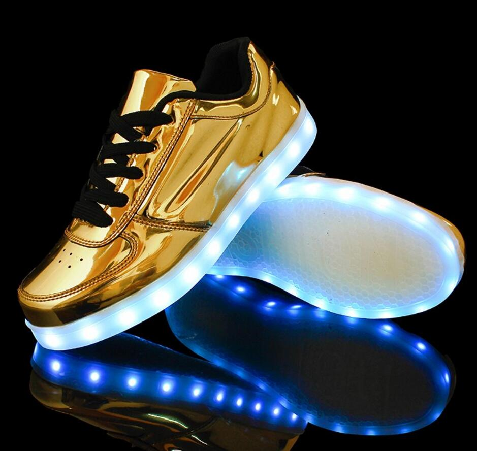 How To Clean Led Light Up Shoes White