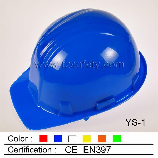 Hdpe Ce En 397 Safety Helmet