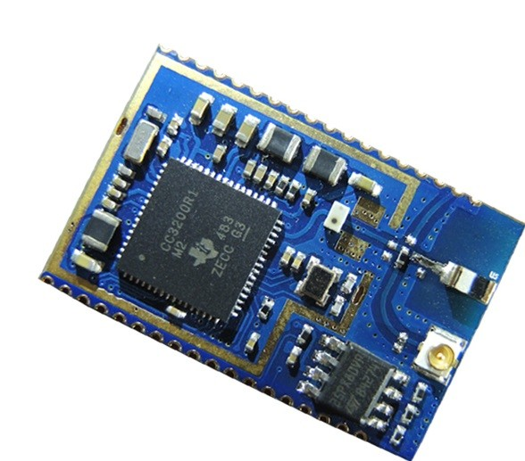 CC3200 Chip Industrial Low Power Wifi Module Serial UART RF Transceiver Module