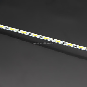 Ultra slim 7020 12v 84leds wardrobe led rigid light strips