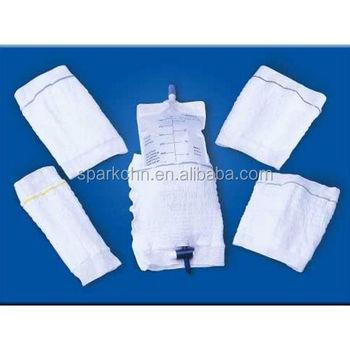 China Medical Supplier Leg Urine Bag Holder Buy Urinal Wholesalers