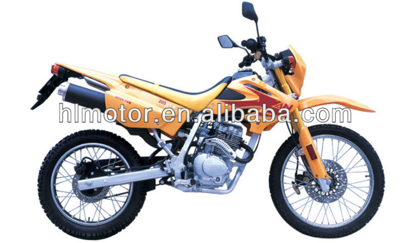200GY-6 dirt bike off road 125cc 200cc 250cc motorcycle new style
