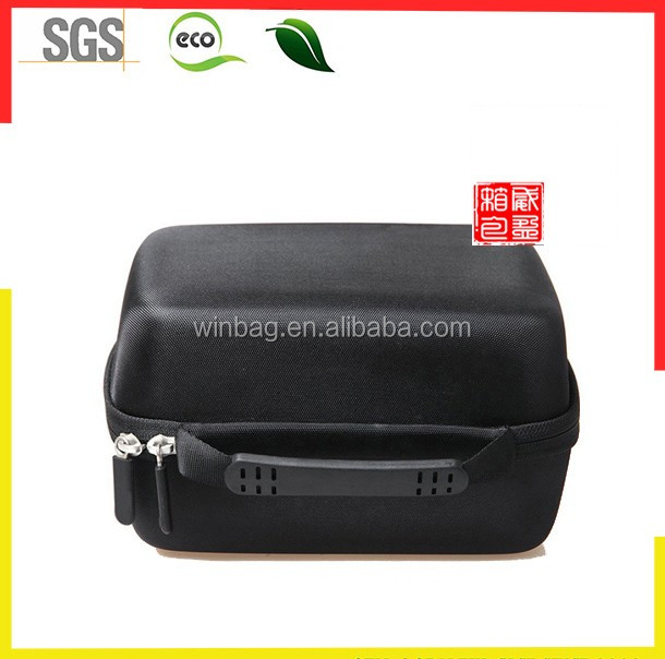 Waterproof shockproof Hard EVA Tool Case Travel Bag For Mini Air Compressor