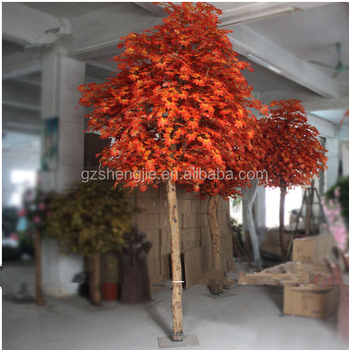 Sjzzy 12 Ft High Decorative Artificial Red Maple Bonsai Tree For Sale Buy Artificial Red Mapple Tree Chinese Maple Bonsai Tree For Sale Large Outdoor Artificial Maple Tree Product On Alibaba Com