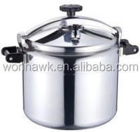 Novel Designed Large Capacity Aluminum Pressure Cooker 20L/50L Available