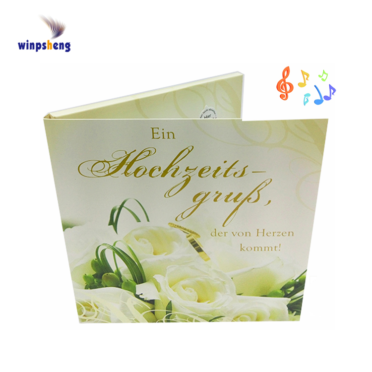 Tender Thoughts Voice Recording Invitation Greeting Card Buy Tender Thoughts Greeting Cards Voice Recording Invitation Card Recordable Blank