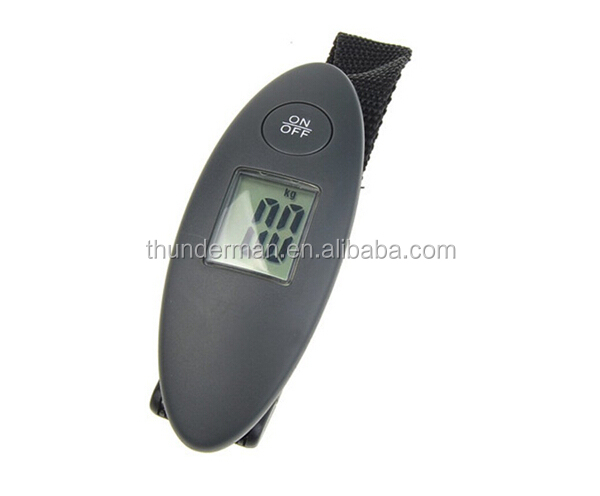 40 kg travel scale Portable Mini promotional digital luggage scales