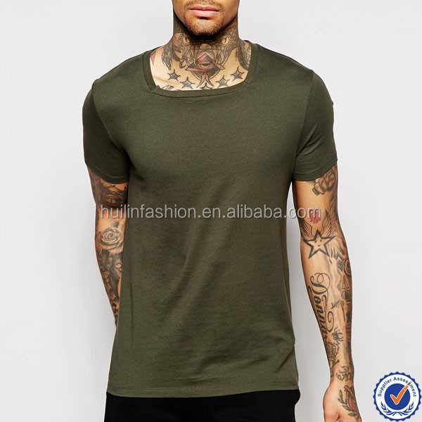 50% Cotton And 50% Polyester Mens Short Sleeve Tshirt Wholesale ...