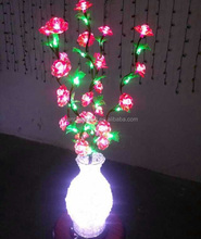 220V outdoor lighted acrylic trees made in china new christmas decorations mr christmas