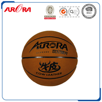 Wholesale from china balls basketball rubber basketball