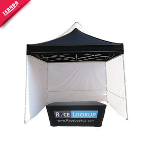 Custom 3X3M Advertisement Promotion Pop Up Square Tent