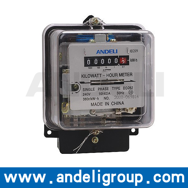 Three Phase Electricity Meter Mechanical : Kwh digital meter phase mechanical