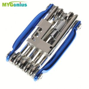 portable multi folding bicycle tool set bike repair hand tool ,JIyg