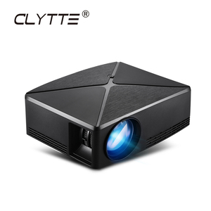 C80 UP MINI Projector 1280x720 Resolution Android 6.0 mini led projector 4K Portable HD Beamer for Home Cinema