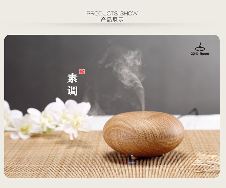 CE, Rohs wooden aroma diffuser, best for import