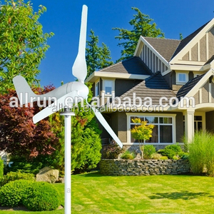 Hot sale !!! low price house use Solar PV Wind Power Hybrid Station /2000w Eolic Energy System /wind power system