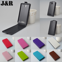 Brand Luxury PU Leather Case Cover For Lenovo A5000 A 5000 Cell Phone Case Original Open down and up Vertical Flip Back Cover