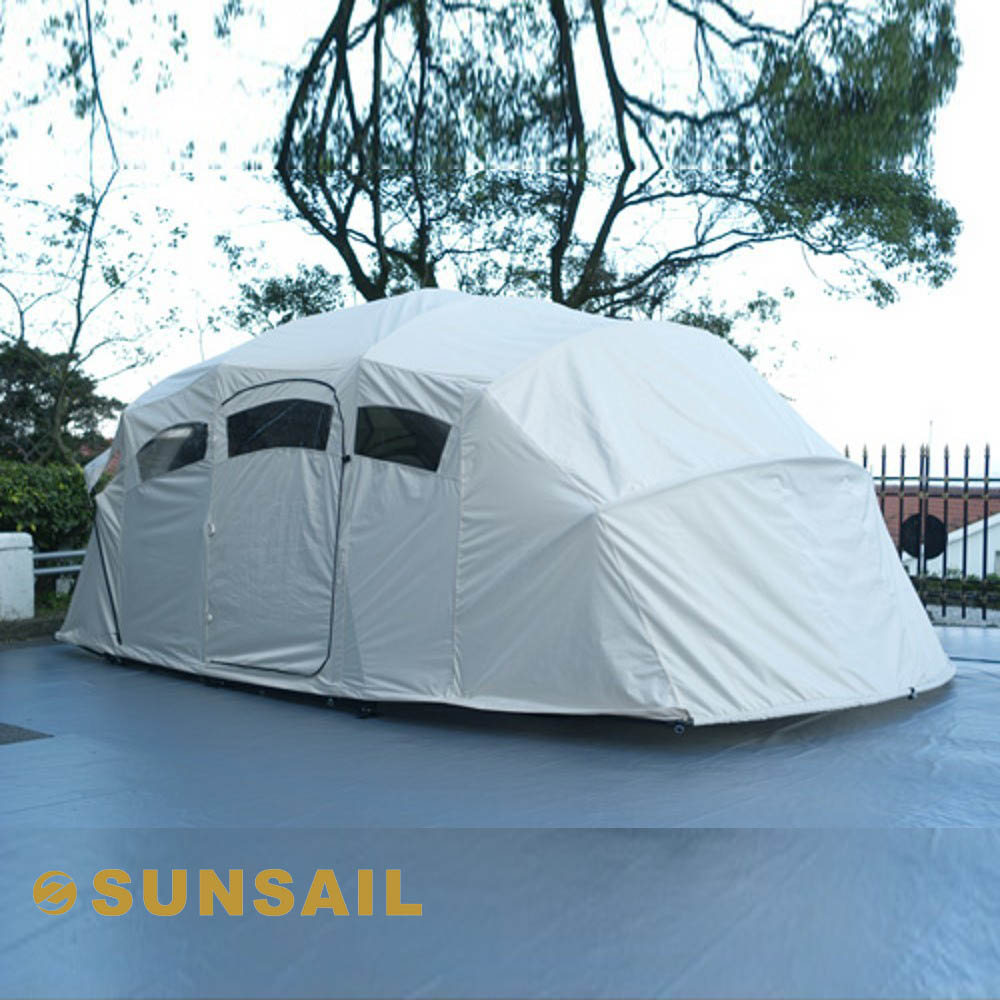 Portable Boat Covers : Portable car tent garage boat cover
