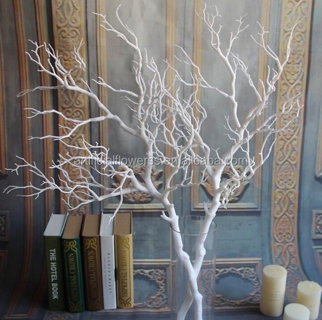 faux arbre sec direction d coration de no l arbre branche s che fleurs guirlande de. Black Bedroom Furniture Sets. Home Design Ideas