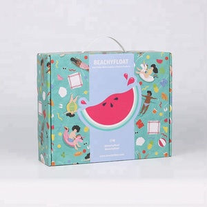 Color Custom Cardboard Carton Fresh Mango Packing Boxes