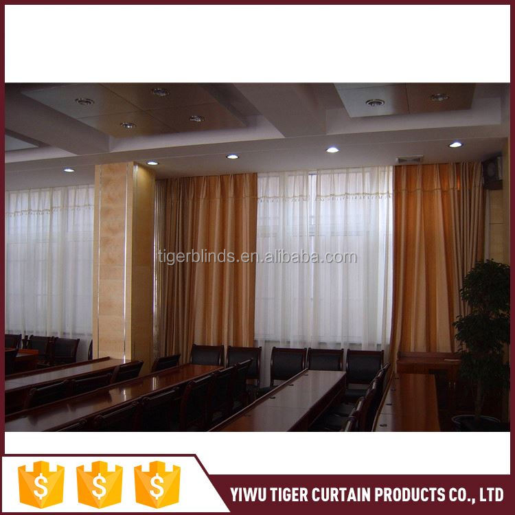 Factory Supply excellent quality indian opening-closing window curtains manufacturer sale
