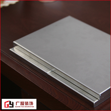 Exterior wall cladding aluminum honeycomb sheet price