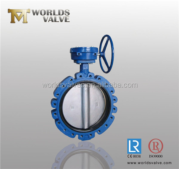 Api 609/ Bs En 593/mss Sp-67/bs5155 Lug Butterfly Valve With ...