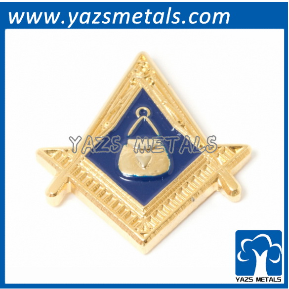 Masonic Almoner Lapel Pin