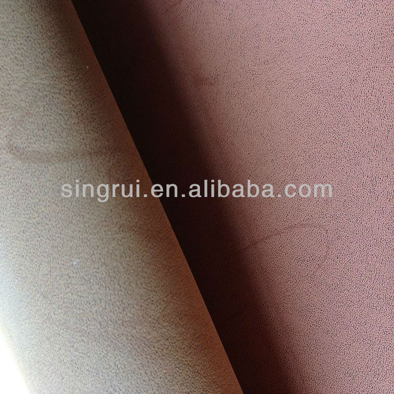 pu leather for belts leather