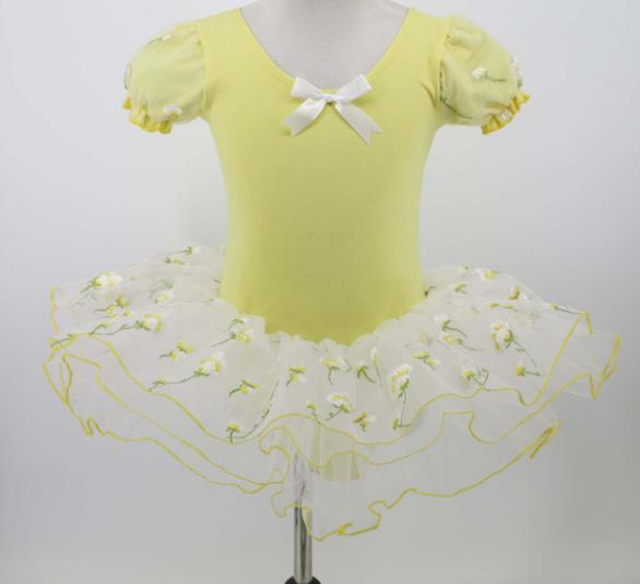 JW00010 Wholesale Girls Ballet Dance Costumes Dress For Dancing