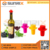 Cowboy Hat Shape Funny Cheap Silicone Wine Stopper