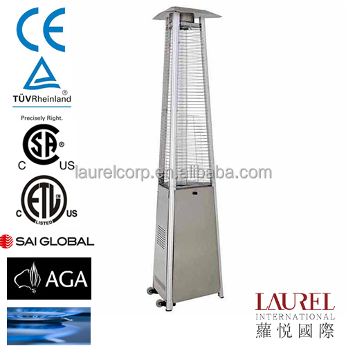 simple natural gas patio heater pyramid restaurant flame lpg and design decorating - Natural Gas Patio Heater