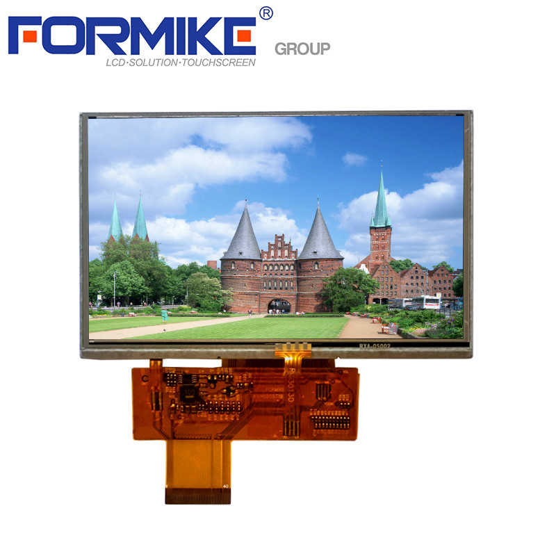 5 inch TFT LCD Panel 800x480 Touch Screen module