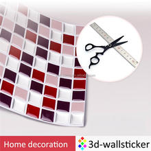 High quality smart vinyl wall art sticker with crystal vinyl